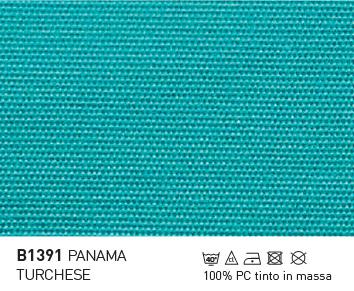 B1391-PANAMA-TURCHESE
