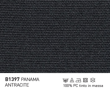 B1397-PANAMA-ANTRACITE