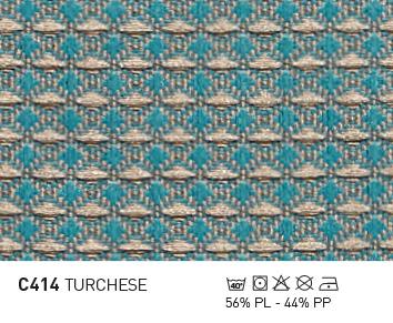 C414-TURCHESE