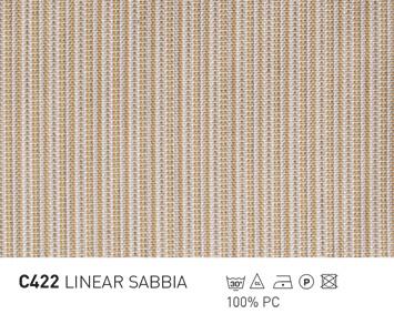 C422-LINEAR-SABBIA