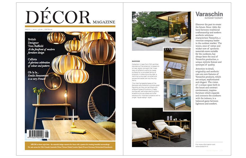 D cor magazine ad - Magazine for home decor style ...